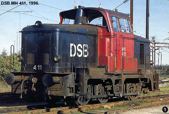 DSB MH 411