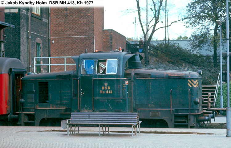 DSB MH 413