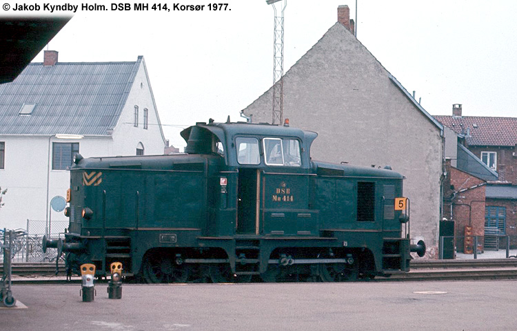 DSB MH414