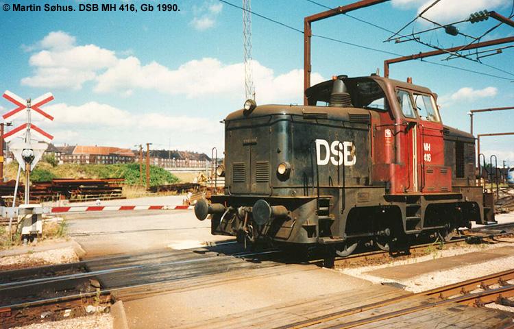 DSB MH416