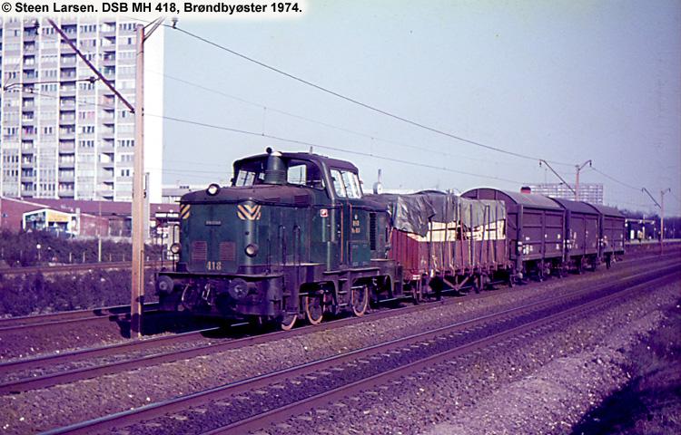 DSB MH 418