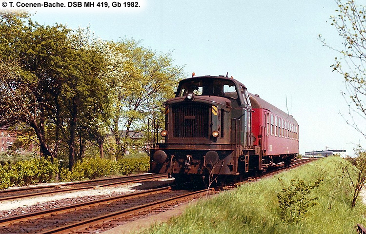 DSB MH 419