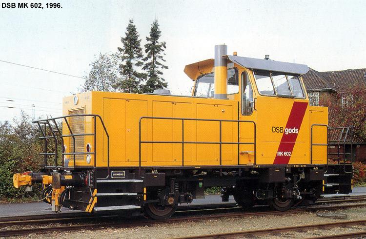 DSB MK 602
