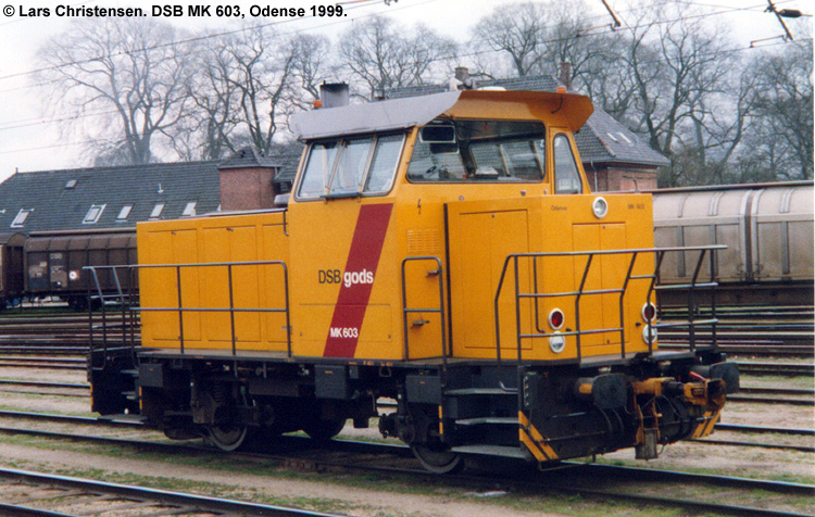DSB MK 603