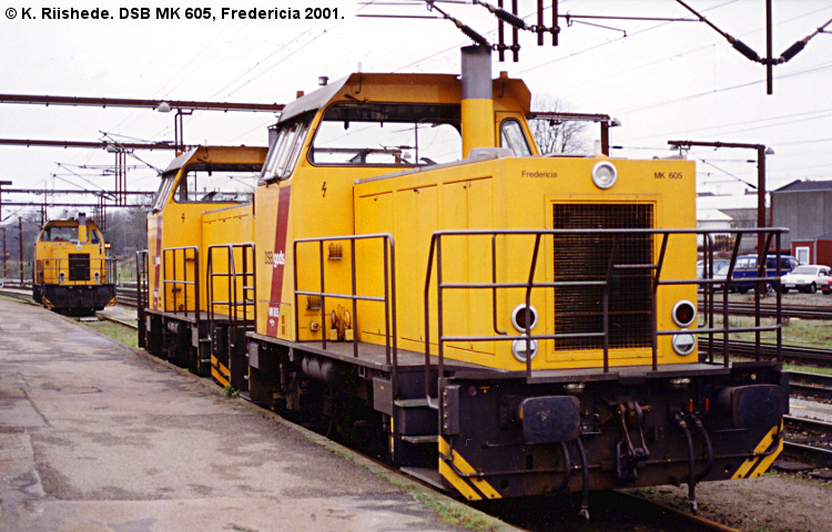 DSB MK 605