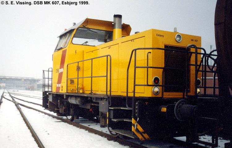 DSB MK 607