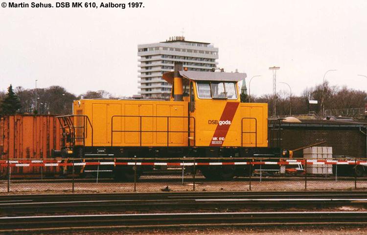DSB MK610