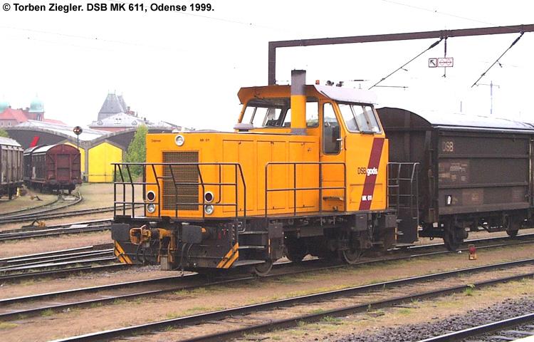DSB MK 611
