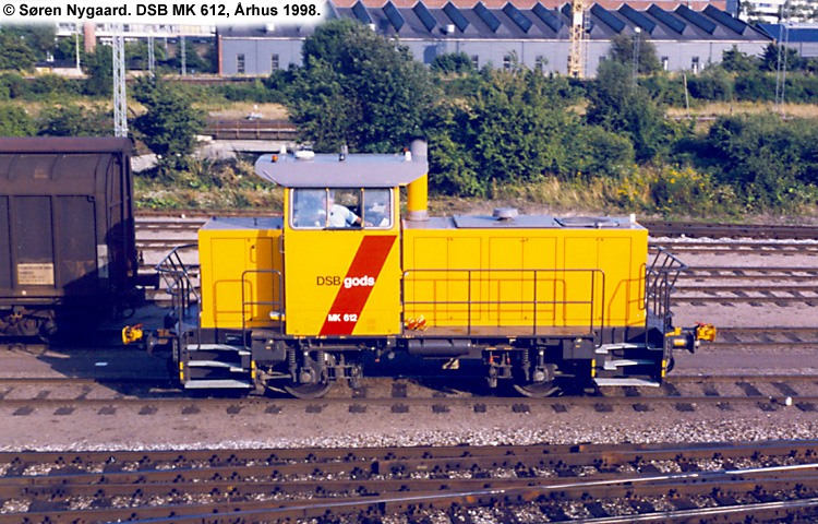 DSB MK 612