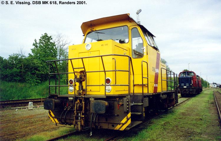 DSB MK 618