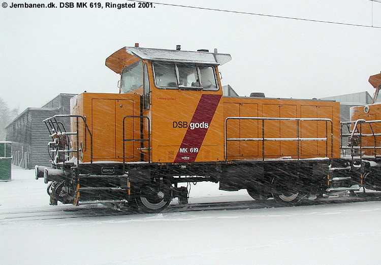 DSB MK 619