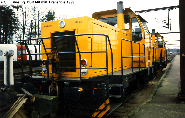 DSB MK 620