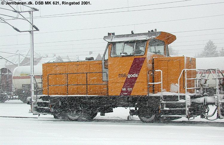 DSB MK 621