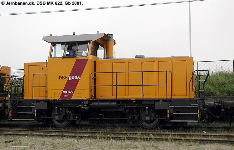 DSB MK622