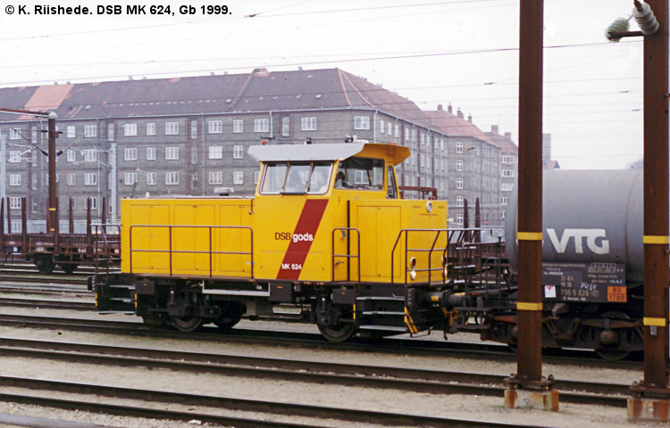 DSB MK 624