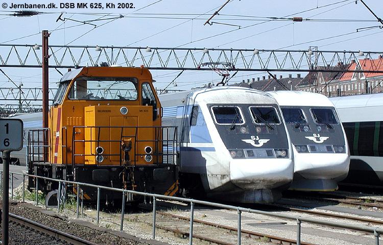 DSB MK 625