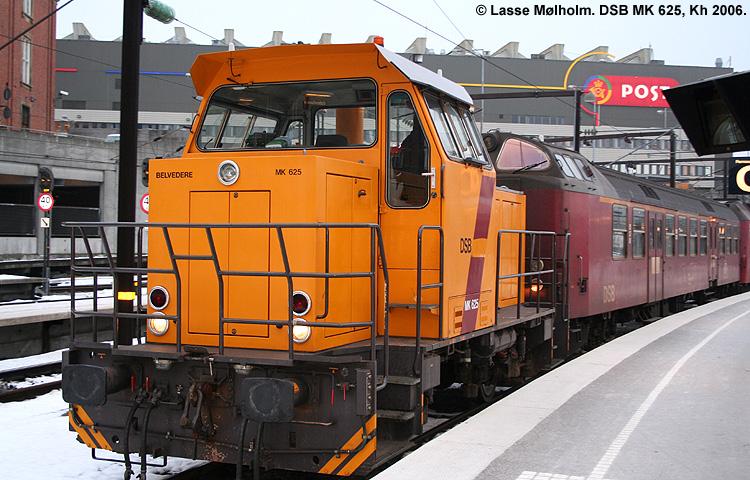 DSB MK625