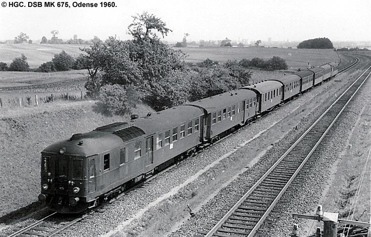 DSB MK675