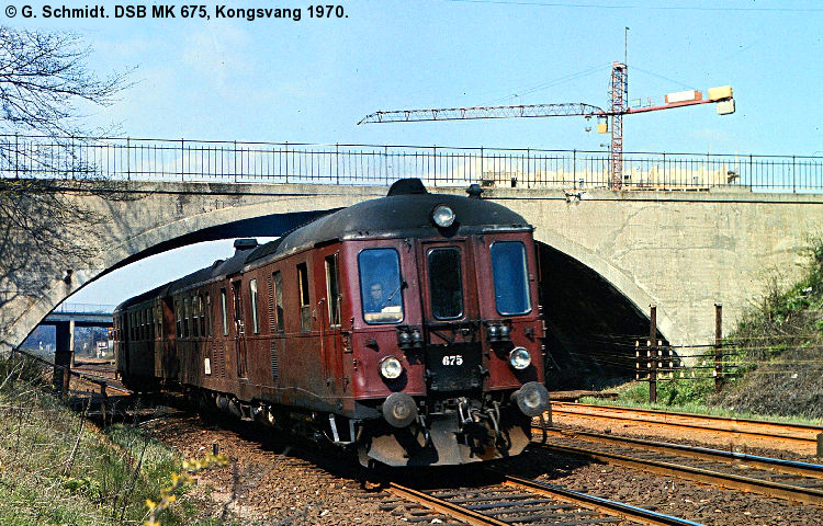 DSB MK 675
