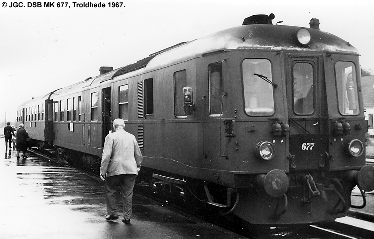 DSB MK 677