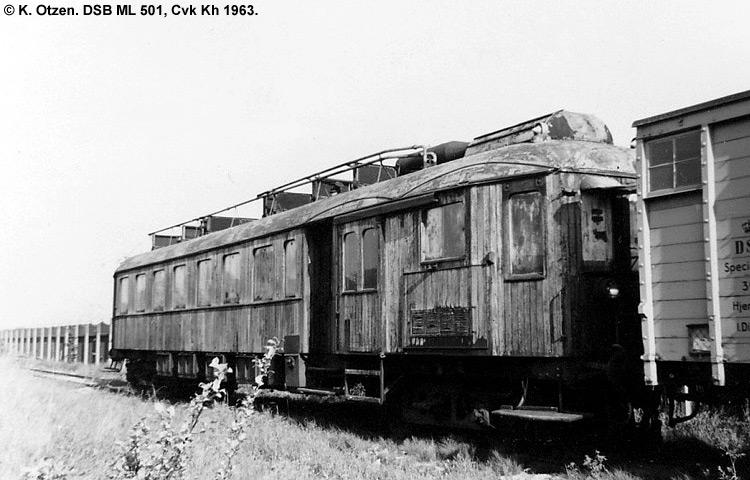 DSB ML 501