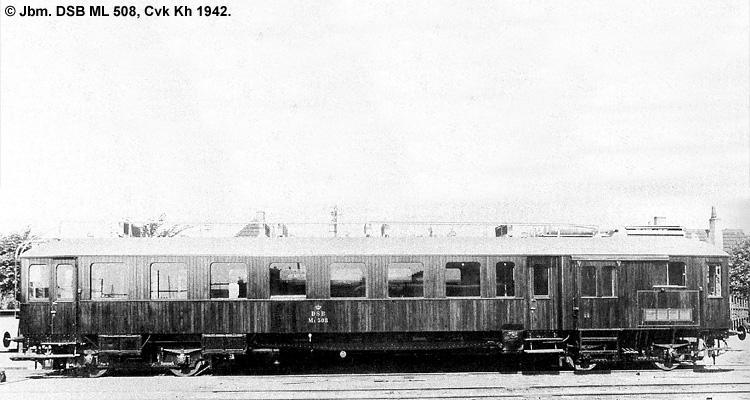 DSB ML 508
