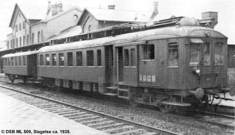 DSB ML 509