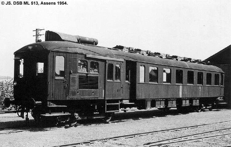 DSB ML 513