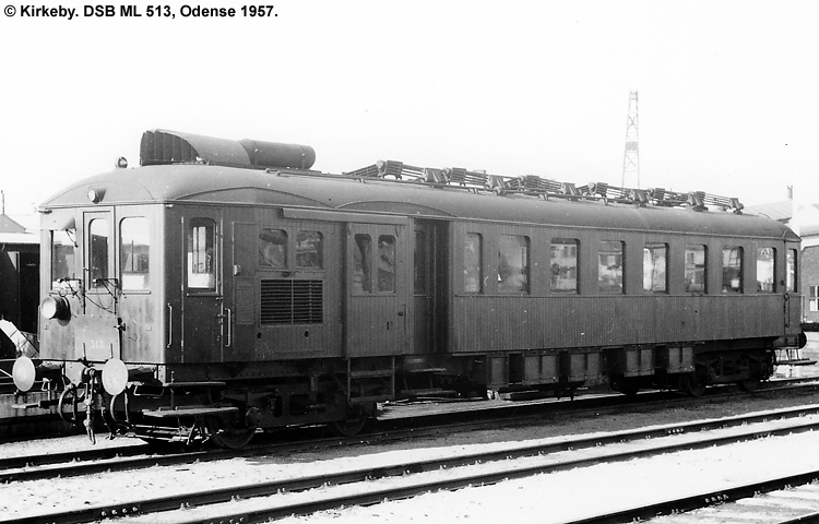 DSB ML513