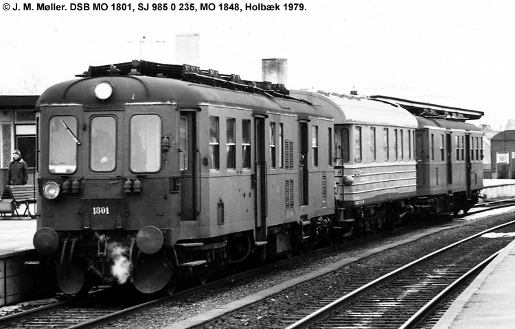 DSB MO1801