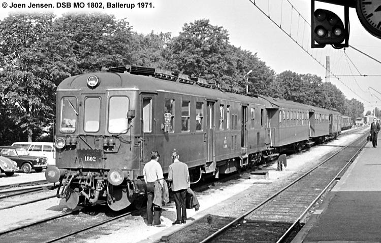 DSB MO 1802