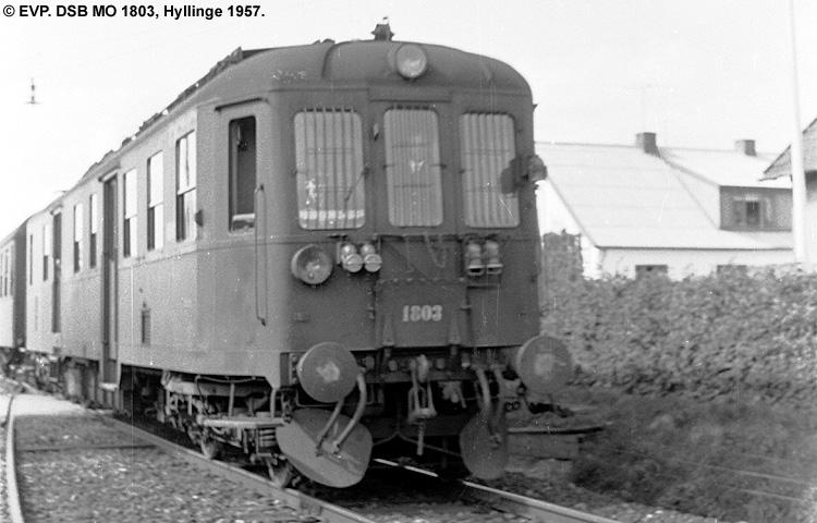 DSB MO 1803