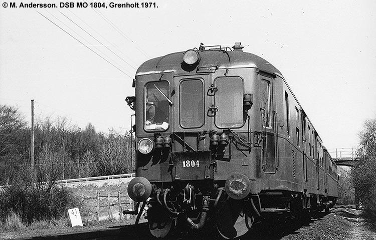 DSB MO 1804
