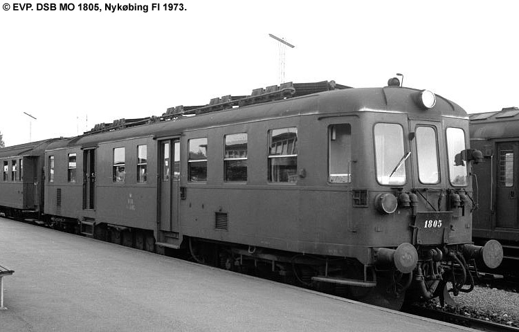 DSB MO 1805