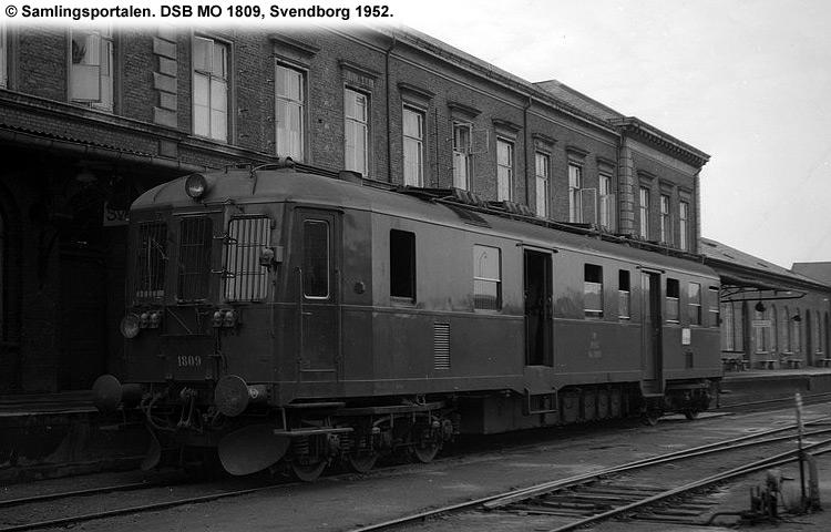 DSB MO 1809
