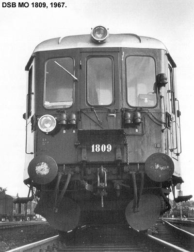 DSB MO1809