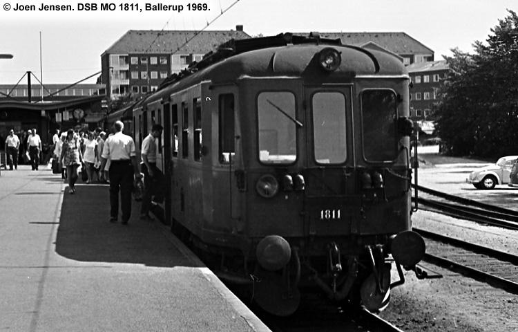 DSB MO 1811