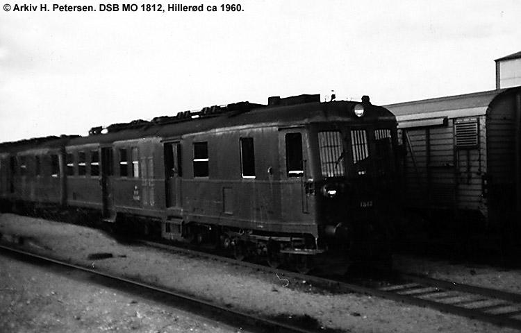 DSB MO 1812