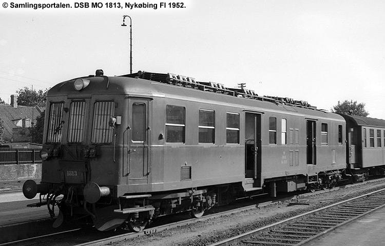 DSB MO 1813