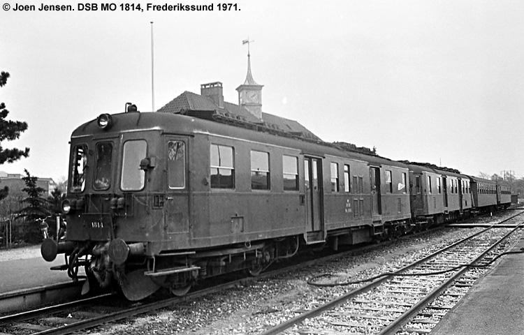 DSB MO 1814