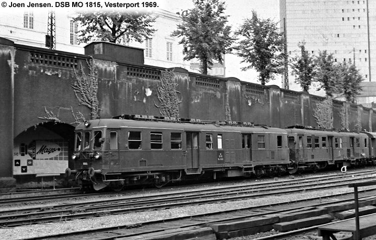 DSB MO 1815