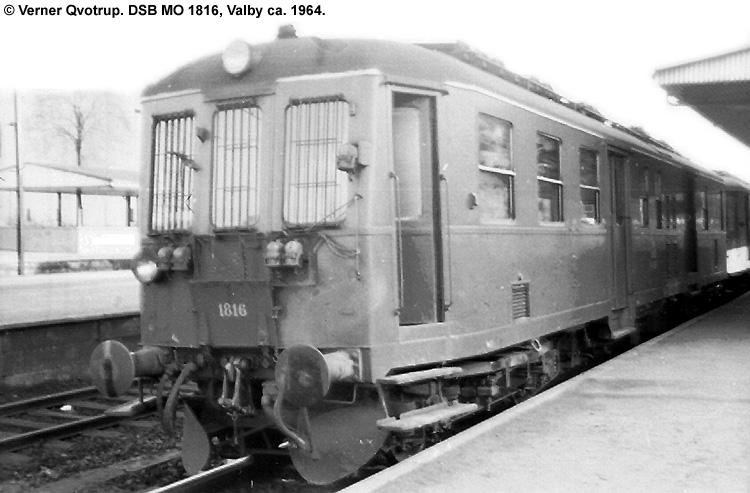DSB MO 1816