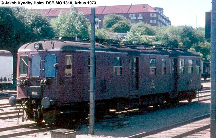 DSB MO 1818
