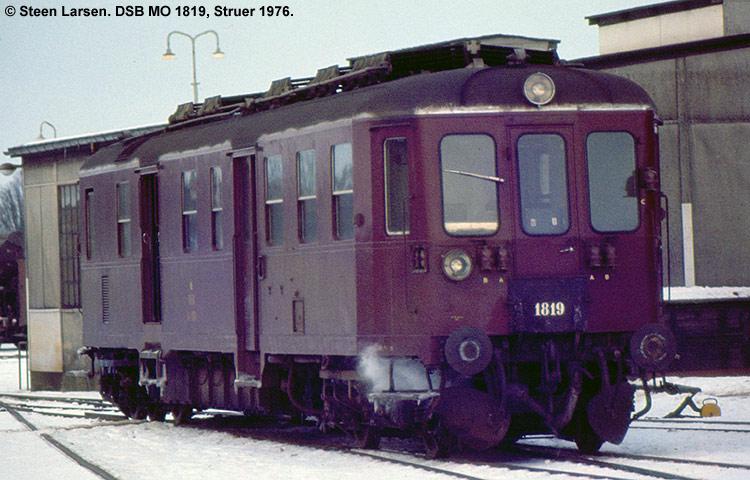 DSB MO 1819