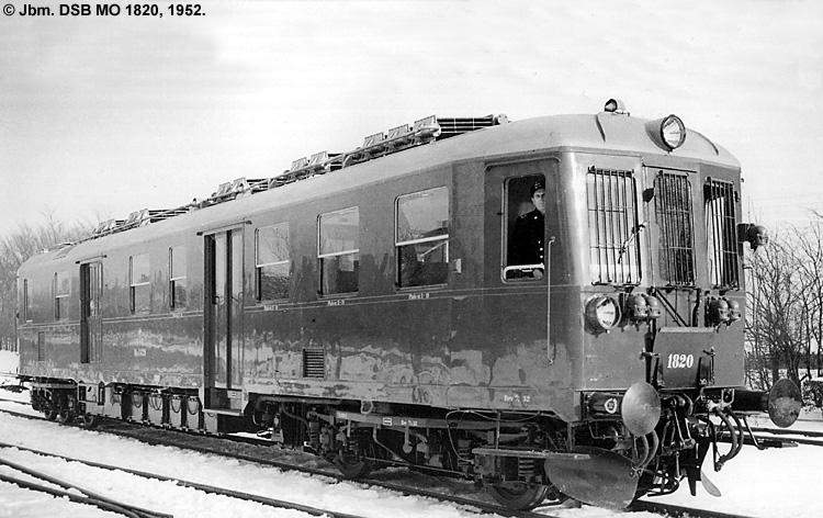 DSB MO1820