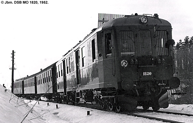 DSB MO1820 1