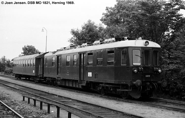 DSB MO 1821