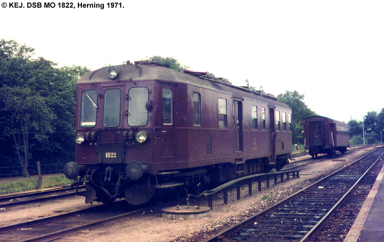 DSB MO 1822