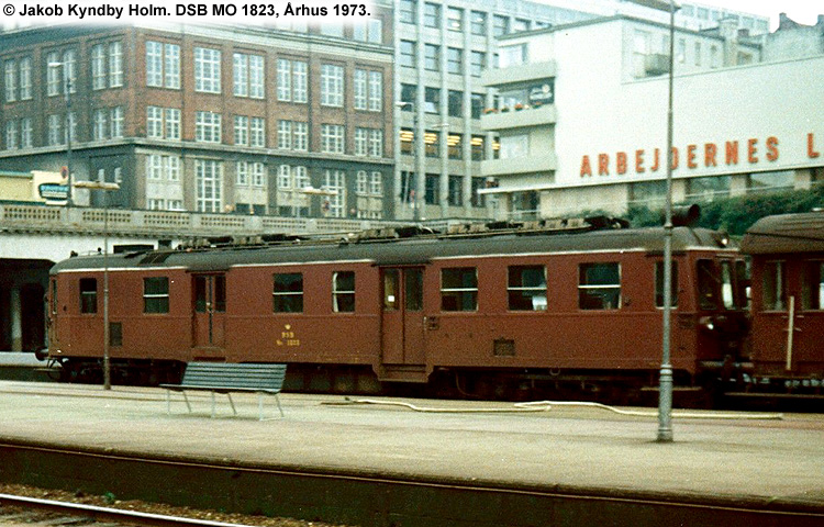DSB MO 1823