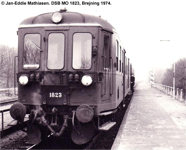 DSB MO1823